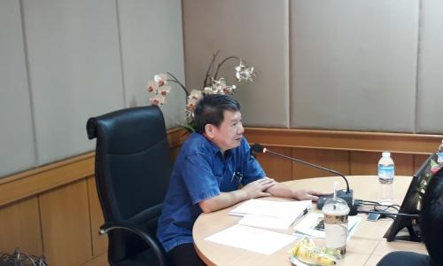 ท่านปศุสัตว์เขต 6 นายจีระศักดิ์  พิพัฒนพงศ์โสภณ เป็นประธานในการประชุมการขับเคลื่อนอำเภอต้นแบบ ครั้งที่ 1/2560 ณ ห้องประชุมสำนักงานปศุสัตว์เขต 6 อำเภอเมือง จังหวัดพิษณุโลก