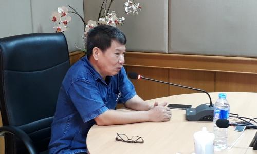 ท่านปศุสัตว์เขต 6 นายจีระศักดิ์  พิพัฒนพงศ์โสภณ  เป็นประธานในการประชุมเตรียมความพร้อมโครงการสัตวแพทย์พระราชทาน ณ ห้องประชุมสำนักงานปศุสัตว์เขต 6 อำเภอเมือง จังหวัดพิษณุโลก